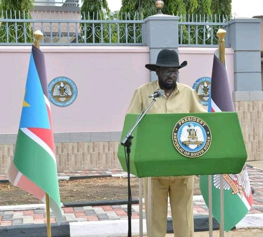 Full Text: President Kiir Martyrs Day's speech