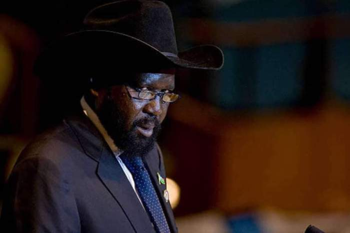 BREAKING: President Kiir reconstitutes Council of States