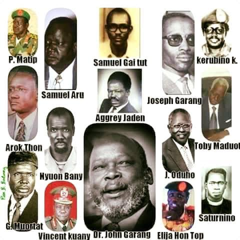 South Sudan's Martyrs Day: Martyrs, Martyrdom and Inspiration to draw from it
