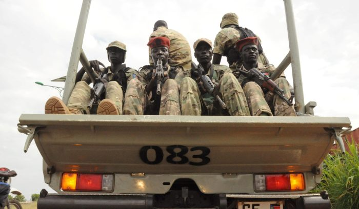 NSS chiefs blame western powers for South Sudan instability