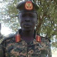 Machar replaces Olony with Gen.Yak Dayiem.