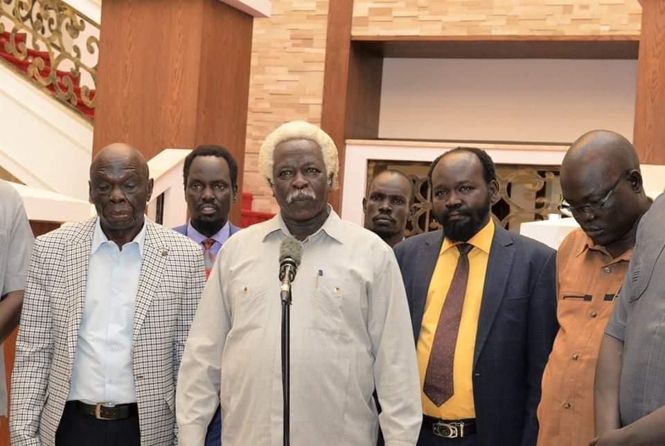 OPP resolves their internal differences, pledged to resubmit their nominees to President Kiir.