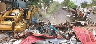 Juba City mayor defends demolition campaigns targeting shops and properties along the roads
