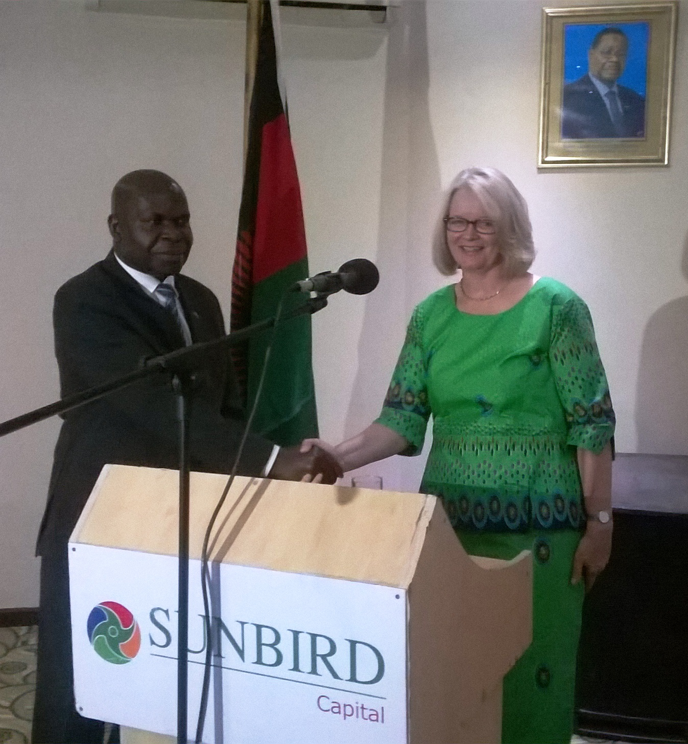 malawi chairs johannesburg hanging chair malta for better bilateral relations with ireland