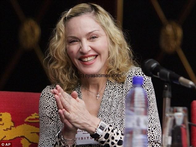 Madonnas Kabbalah Malawi coverup Exclusive  Malawi Nyasa Times