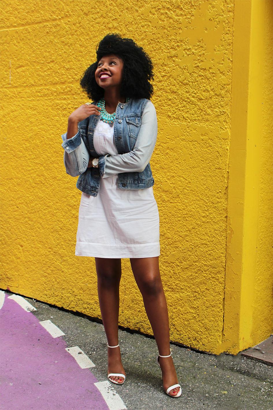 white-dress-smile