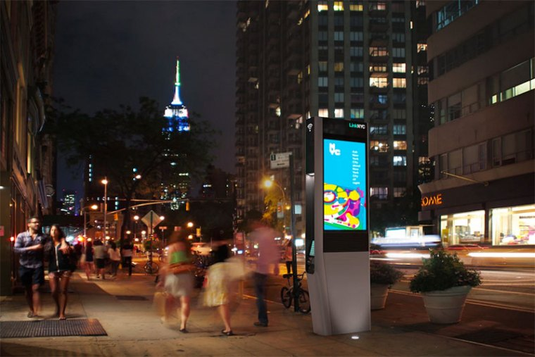 Free WiFi is coming to the city in the form of Links.
