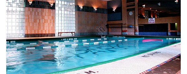 Carnegie Park Swimming pool  NYBits