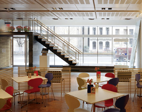 New York Architecture Images Scandinavia House