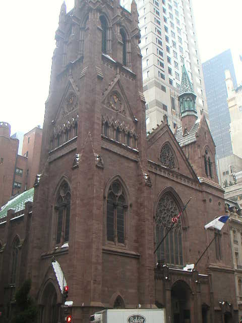 New York Architecture Images First Avenue Presbyterian Church
