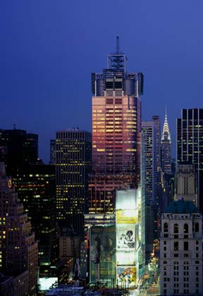 New York Architecture Images Conde Nast Building