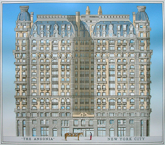 New York Architecture Images The Ansonia