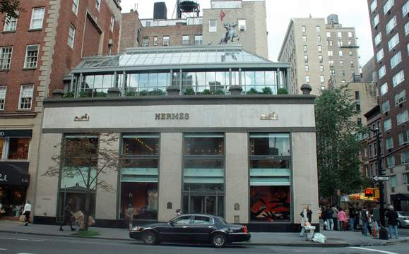 New York Architecture Images Herms