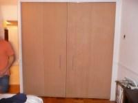 NYC Custom Closet Doors: Bi Fold Sliding Hinged Pivot ...