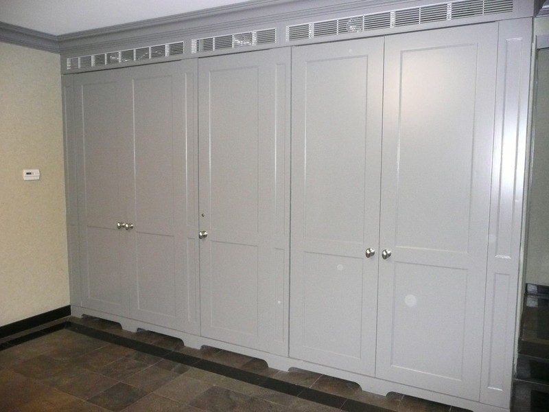 Inch Kitchen 96 Tall Cabinets