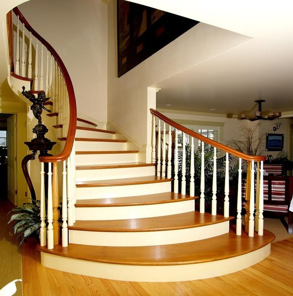 NYC Wood Stairs We Design Build Install New or Repair Wood Stairs Restore Rebuild Renovate
