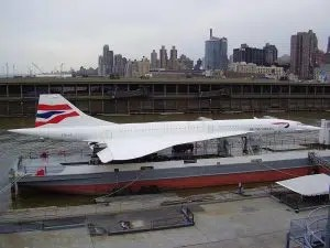 Concorde Intrepid Museum