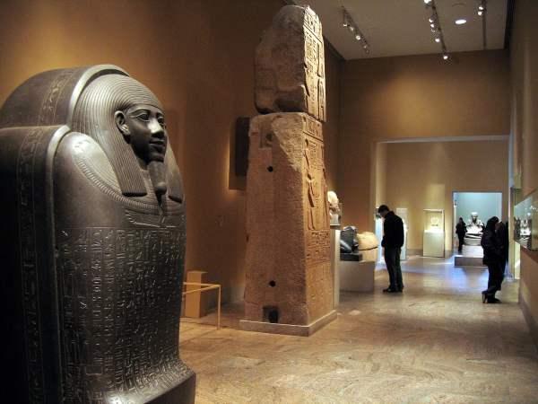 Visite Du Metropolitan Museum Of Art De York
