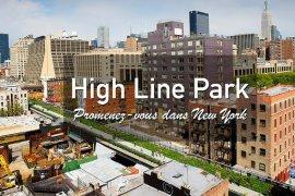 Promenade High Line Park