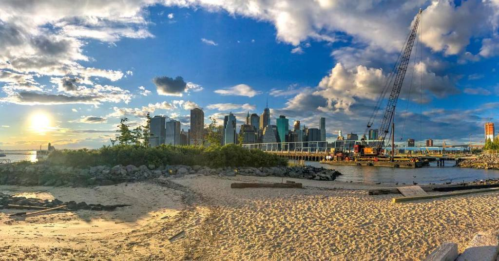 Pier 4 Beach