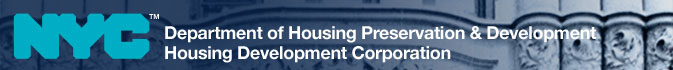 Housing Preservation and Development and Housing Development Corporation