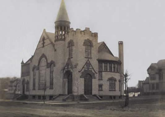 Union Church of Bay Ridge  Brooklyn NY