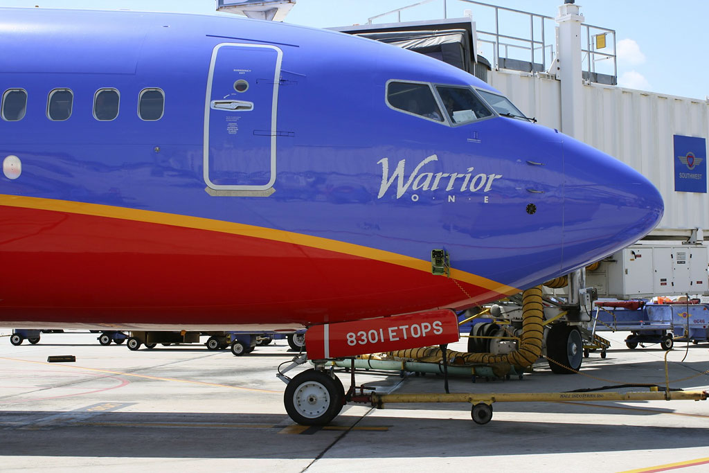 Why Southwest S First Boeing 737 800 Is Kind Of A Big Deal