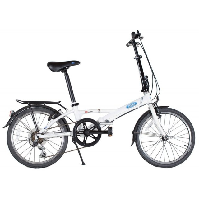 Ford by Dahon Muon 7 Speed Folding Bike I Nyc Bicycle Shop
