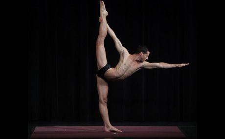 Jared McCann. Photo: Mike McInnis and Jerry Herman Photography
