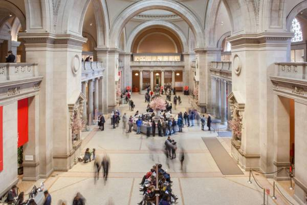 5 -visited Museums In Nyc