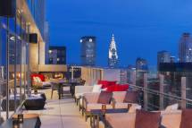Rooftop Hotels Nyc Rooftops In York City