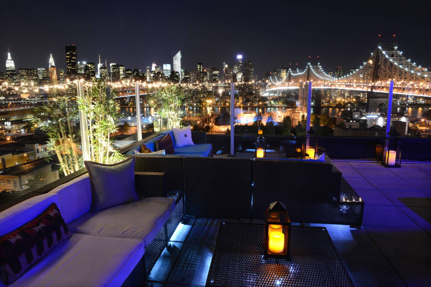Rooftop Hotels NYC  Best Rooftops in New York City