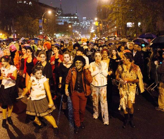 Guide To The Village Halloween Parade