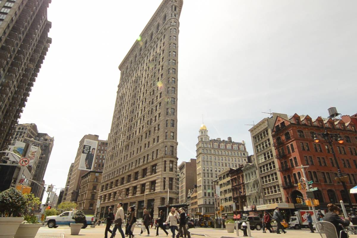 Flatiron District The Official Guide To New York City
