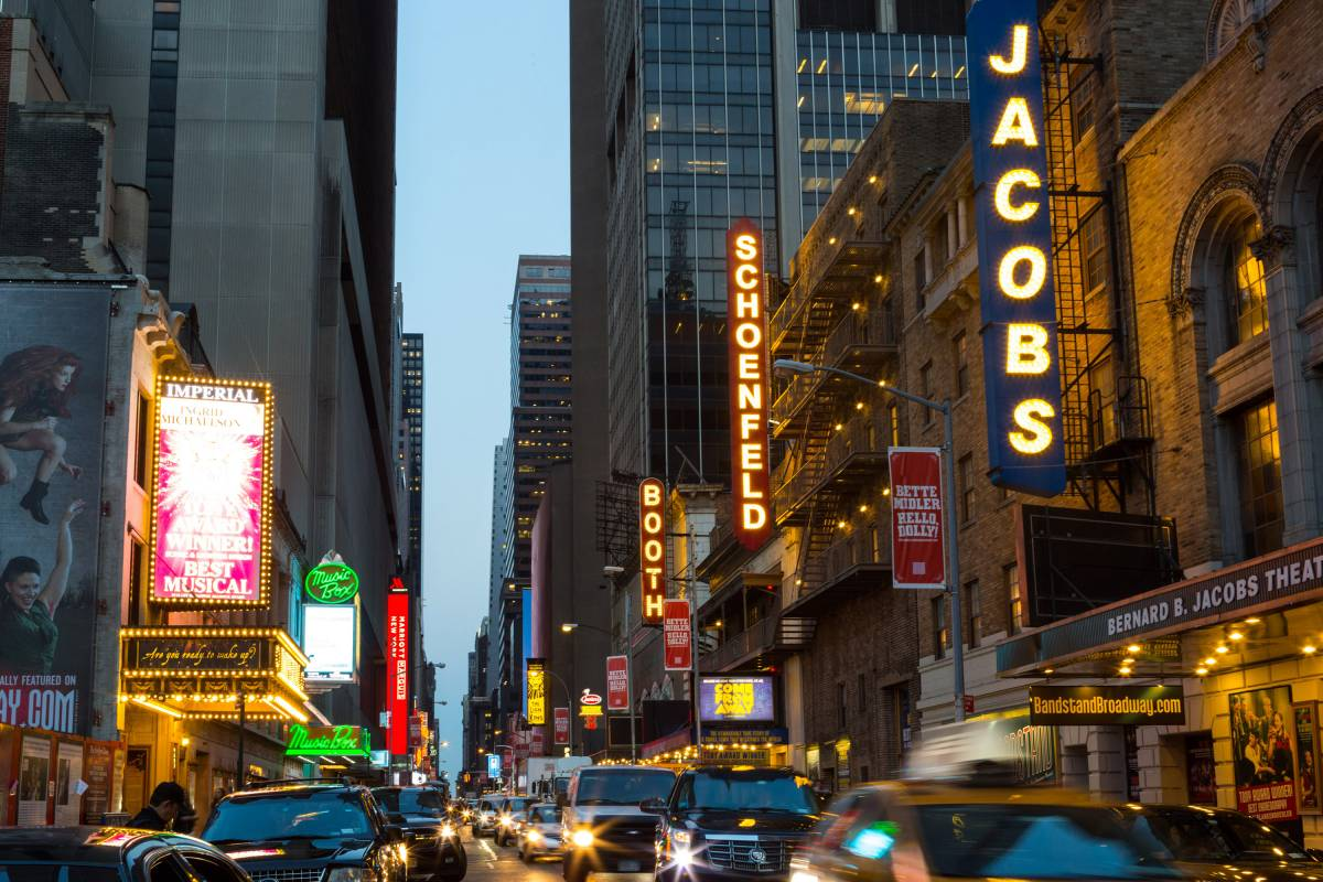 Tickets to Broadway Shows  Musicals  NYC Theater  NYCgo