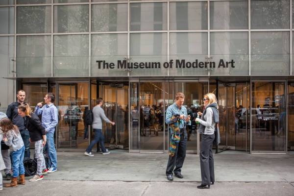 Museum Of Modern Art Moma Nyc Visitor Information