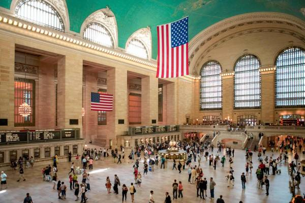 Grand Central Terminal Official Guide York City