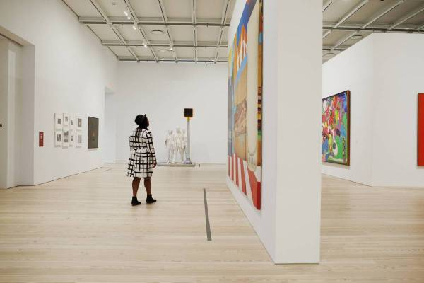 Whitney Museum Of American Art Official Guide