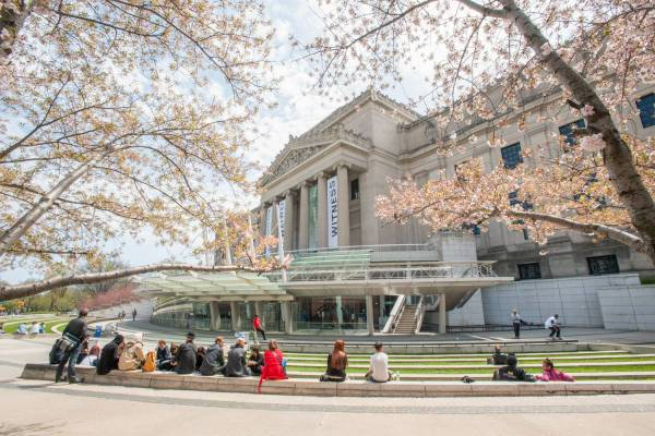Brooklyn Museum Official Guide York City