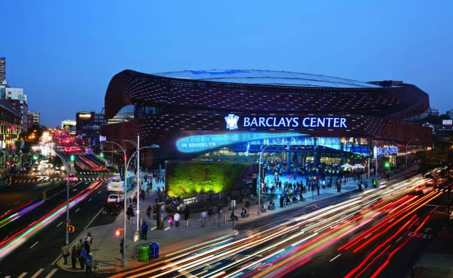 Barclays Center The Official Guide To New York City