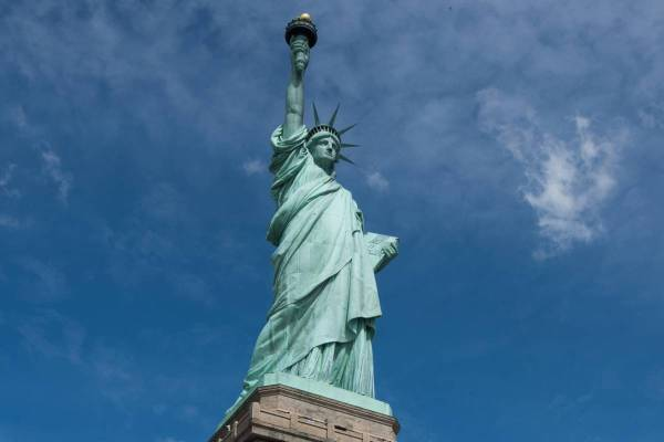 Statue of Liberty Monument