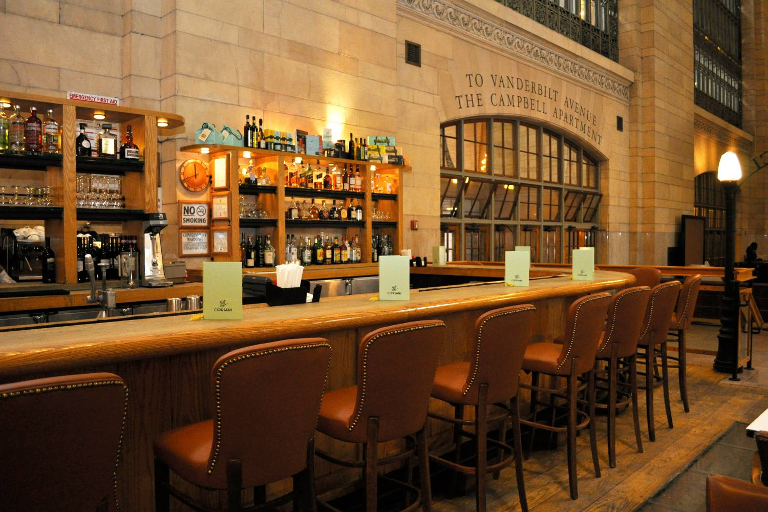 Cipriani Dolci New York City Restaurant East Midtown