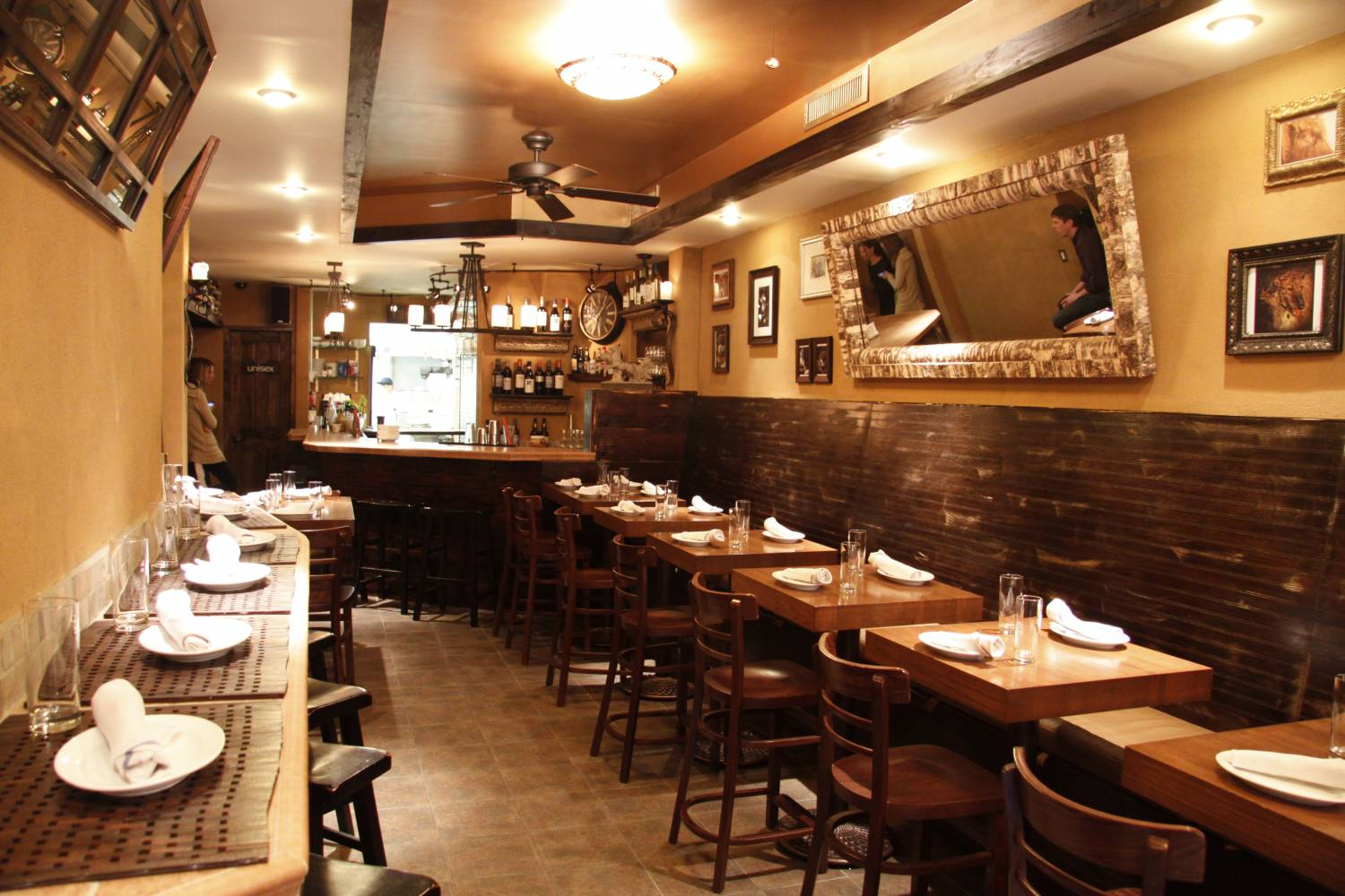 The Brindle Room  Restaurants  NYCgo