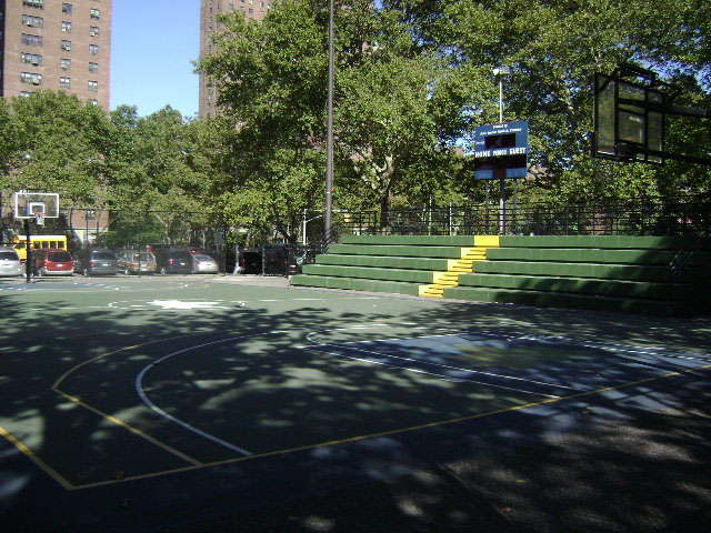 Holcombe Rucker Park NYC Parks