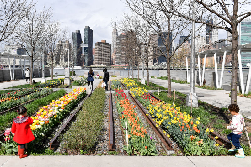 Hunters Point South Park  NYC Parks