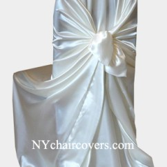 Cheap Chair Covers Near Me Comfy With Ottoman Wedding Rental 1 49 Ny Self Tie