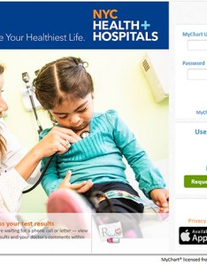With mychart nyc health hospitals patients can manage their online also electronic medical record system at two queens shows rh nychealthandhospitals