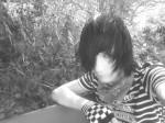 Was für ein Wind... Hendriks Haar voll durch...