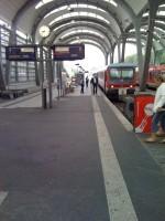 Kieler Hauptbahnhof von innen