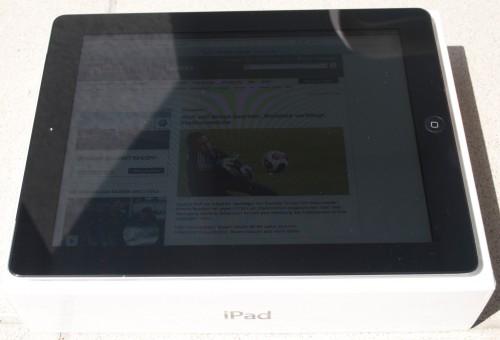 eBay: Apple iPad 2 32GB, Wi-Fi + 3G (Ohne Simlock), 24,6 cm (9,7 Zoll) - Schwarz
